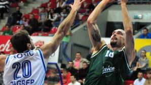 Христо Николов се завърна в игра за Олимпия (Любляна)
