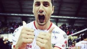 Тренто - Модена в спор за исторически рекорд и победа! Гледайте мача ТУК!!!