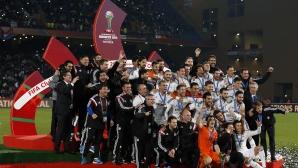 Реал Мадрид задмина Барса по трофеи