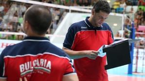 Русия се прицели в чуждите треньори по волейбол