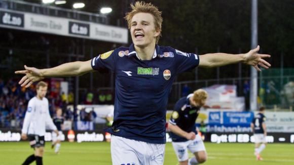 Топ 10 на най-добрите младоци в световния футбол