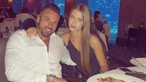 Благо Георгиев празнува рождения си ден в аквариум