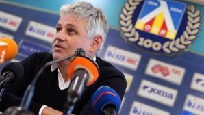 Стойчо Стоев се обвърза дългосрочно с Левски и обяви първата си цел (ВИДЕО)