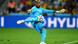 Мболи е сред вратарите на годината