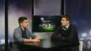 Представяме ви 16-годишния Симеон Николов, играещ в Каталуня (интервю)