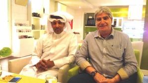 Камило Плачи подписа договор в Катар