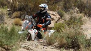 Тоби Прайс спечели 12-тия етап при мотоциклетистите на рали Дакар