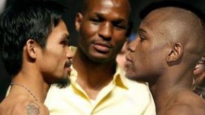 Showtime и HBO водят преговори за излъчването на боя Мейуедър - Пакяо