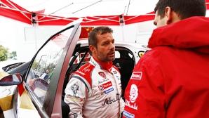 Льоб изпитва затруднения при завръщането си в DS3 WRC