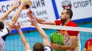 Контузията на Виктор Йосифов не е сериозна
