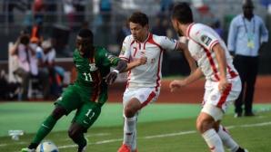 "Нападател от ""А"" група помогна за победа на Тунис"