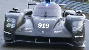 Новото Порше 919 навъртя над 4000 км тестове