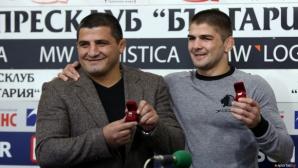 Иво Ангелов пожела успех на трима българи в Колорадо