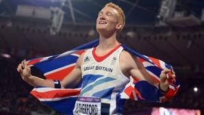 Олимпийски шампион просълзи Острова, спасявайки сърна
