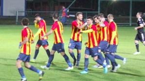 Левски разби шампиона на Азербайджан в мач с четири дузпи (видео)