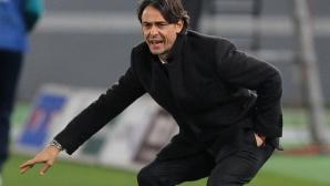 Индзаги: Милан отново ще заиграе добре