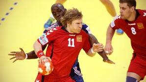 Русия отпадна в груповата фаза на Световното първенство по хандбал