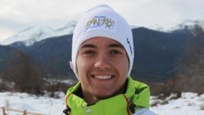 Алберт Попов е българският знаменосец на младежкия олимпийски фестивал