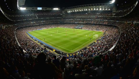 Преименуват стадиона на Реал Мадрид на Абу Даби Бернабеу?