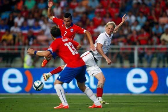Чили надви САЩ в голов трилър