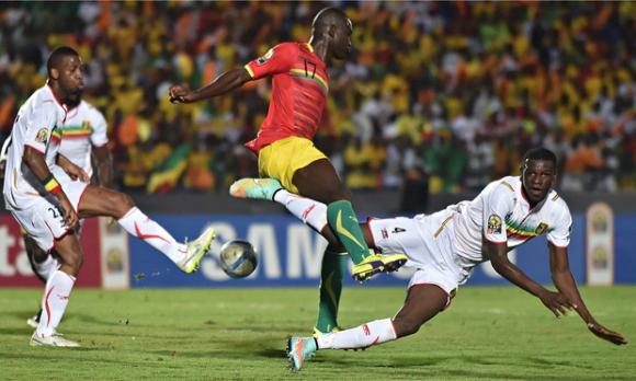 Гвинея продължава напред за Купата на Африка след жребий
