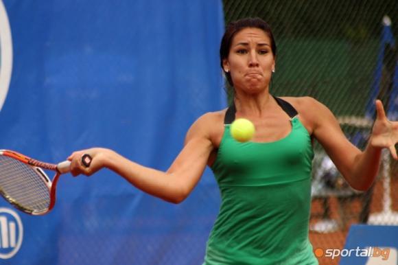 Костова на четвъртфинал във Франция