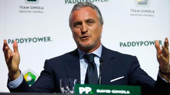 Давид Жинола оттегли кандидатурата си за президент на ФИФА