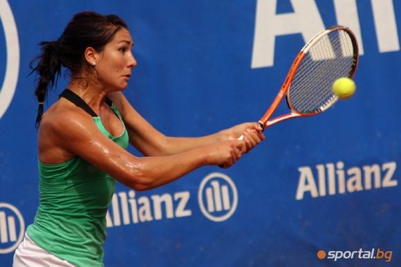 Костова продължава на 1/2-финал във Франция
