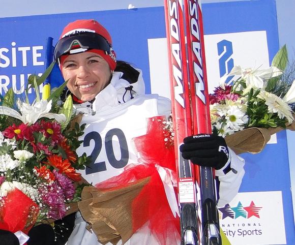 Емилия Йорданова остана 21-а в спринта на 7,5 км на европейското по биатлон
