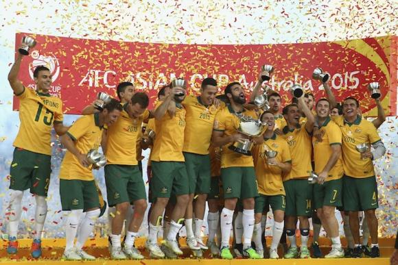 Историческо: За първи път Австралия стана шампион на Азия