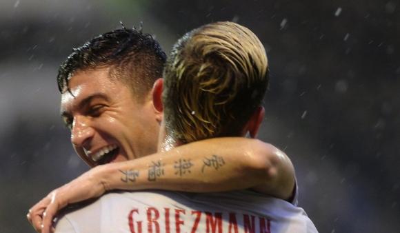Атлетико спечели без колебание в калта (видео + галерия)