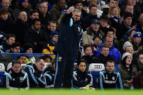 Моуриньо отказа изявления след мача със Сити
