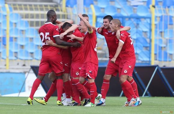 Вторият тим на ЦСКА се наложи над Конелиано