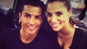 Спряганата за приятелка на Роналдо напусна телевизията на Реал (Мадрид)