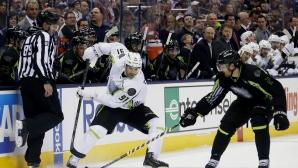 Мачът на звездите в НХЛ завърши с рекордните 29 гола