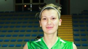 Димана Георгиева със силен мач в Италия