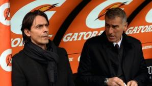 При загуба утре Пипо си заминава, Тасо в готовност да поеме Милан