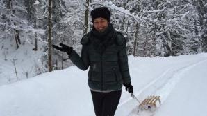 Снежна кралица (снимки)
