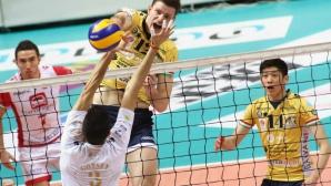 Светослав Гоцев и Монца играха силно, но не можаха да спрат Модена към първото място (СНИМКИ + ВИДЕО)