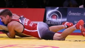 Иво Ангелов изпусна победа над янки 2 секунди преди края