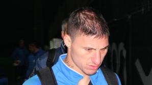 Новият вратар на Левски с травма