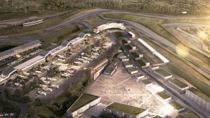 Отново забавят построяването на пистата в Уелс