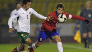 Сръбски национал хвали Манолев