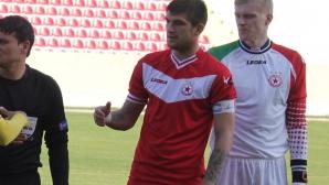 В ЦСКА доволни от четиримата вратари - няма място за този на Ботев