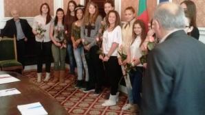 Кметът на Сливен спаси женския отбор по волейбол на града