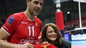 Христо Златанов с нов рекорд от 9010 точки, Пиаченца с 4-а поредна загуба