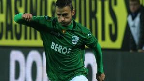 Основен футболист на Берое подписа нов договор