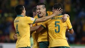 Австралия се класира на финала за Купата на Азия