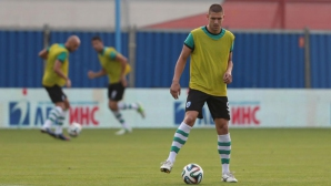 Футболистите на Черно море проведоха интензивна тренировка в Анталия