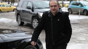 """Красен Кралев обсъди новия закон за спорта със """"Синя България"""""""